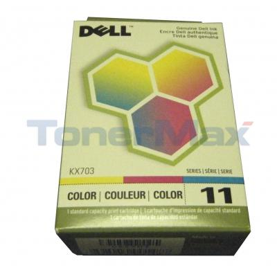 DELL 948 SERIES 11 PRINT CARTRIDGE TRI COLOR